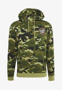Santa Cruz - unisex dot hoodie - Hoodie - woodland - 0