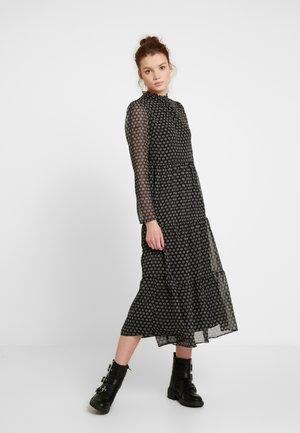 PCANN MIDI DRESS - Day dress - black
