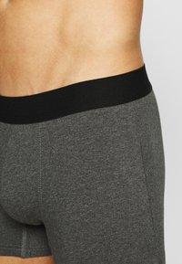 Burton Menswear London - CORE TRUNK 3 PACK - Pants - grey - 5