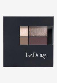 IsaDora - EYESHADOW QUARTET - Eyeshadow palette - chic neutrals - 2