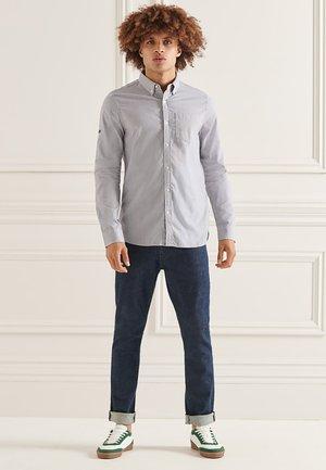 STUDIOS MICRO CHECK - Formal shirt - blue