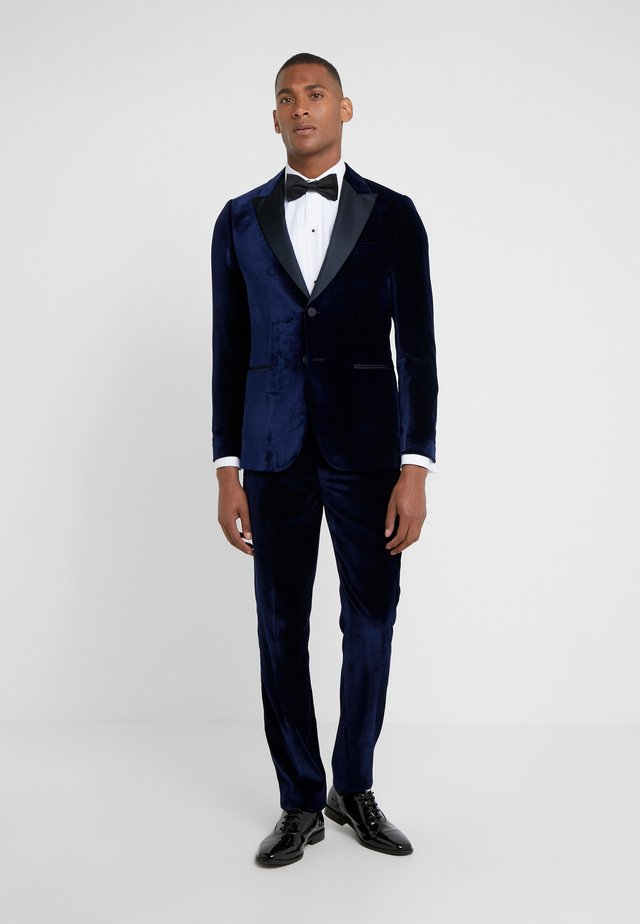 SOHO SUIT - Suit - blue