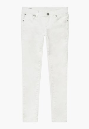 PIXLETTE - Jeans Skinny Fit - white denim