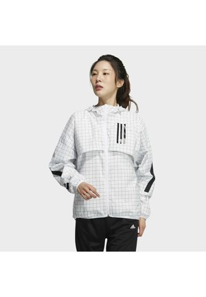 Training jacket - white