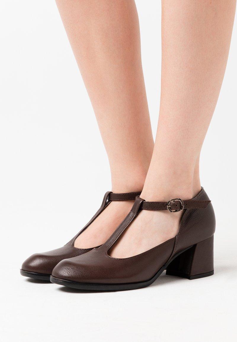 lilimill - Classic heels - kovi brown