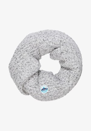 CLARRIE SNOOD - Écharpe tube - grey twist