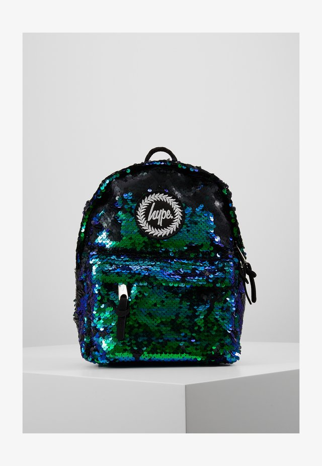 MINI BACKPACK MERMAID SEQUIN - Rucksack - multi