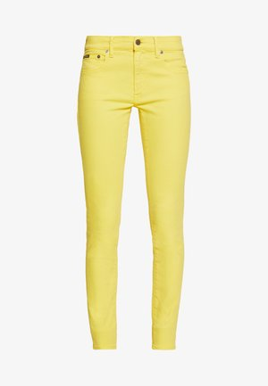 ROSELAKE COLORS - Skinny džíny - yellow