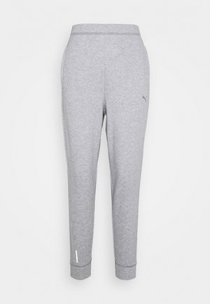 TRAIN FAVORITE JOGGER - Joggebukse - medium gray heather