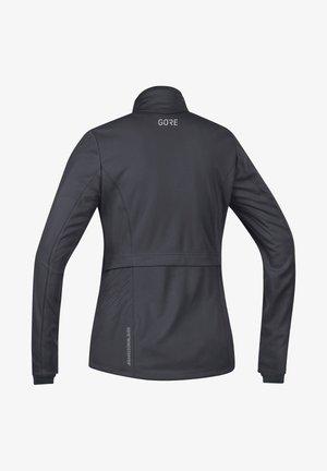 Sports jacket - dunkelbraun (147)