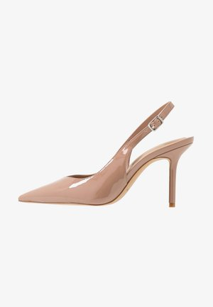 JULIETTA - Klassiska pumps - bone