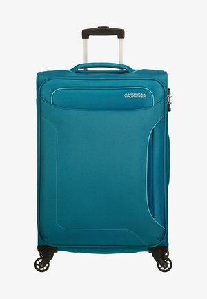 HOLIDAY HEAT - Wheeled suitcase - petrol
