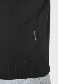 Be Edgy - WILLY - Sweatshirt - black - 5