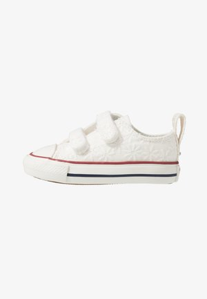 CHUCK TAYLOR ALL STAR LITTLE MISS CHUCK - Baskets basses - white/garnet/midnight navy