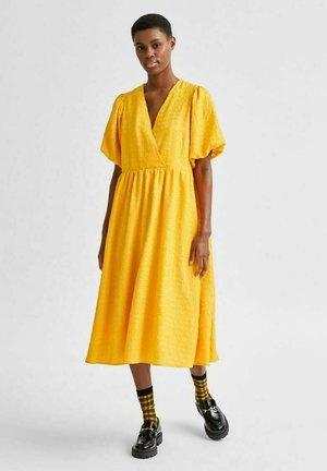 Day dress - citrus
