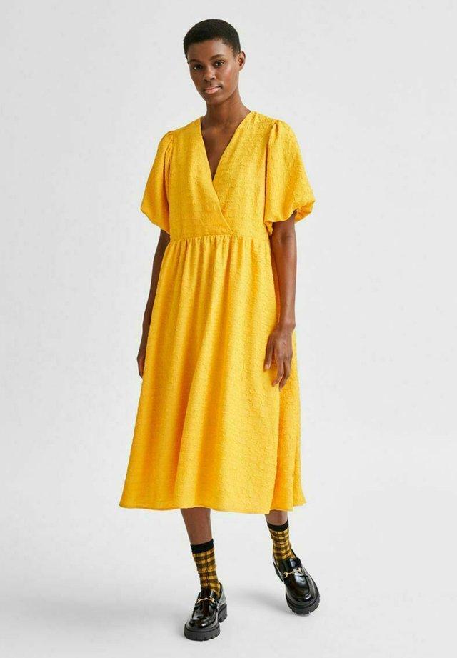 Vapaa-ajan mekko - citrus