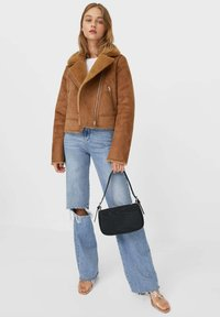 Stradivarius - Light jacket - light brown - 1