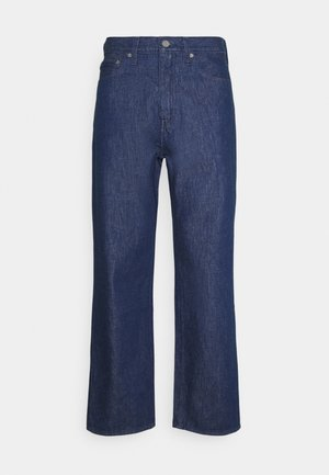 WELLTHREAD STAY - Relaxed fit jeans - botanic indigo