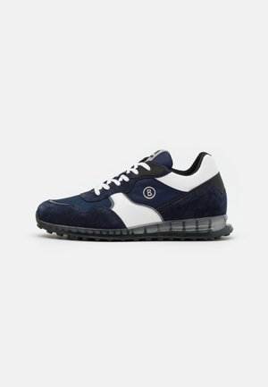 ESTORIL - Sneakersy niskie - navy/white