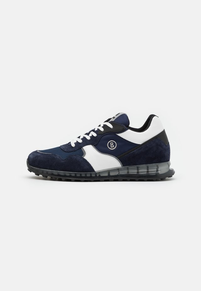 ESTORIL - Sneakers laag - navy/white