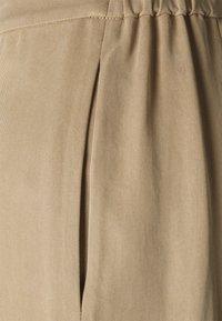 HUGO - HIBARI - Trousers - light beige - 2
