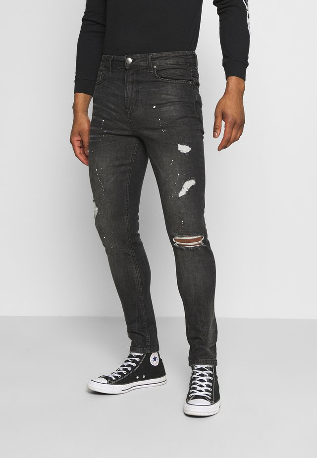 ATLANTA - Jeans Skinny Fit - black