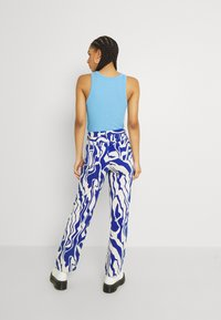 Monki - Relaxed fit jeans - rave blue - 2