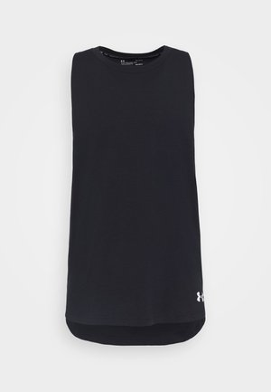BASELINE TANK - Sports shirt - black