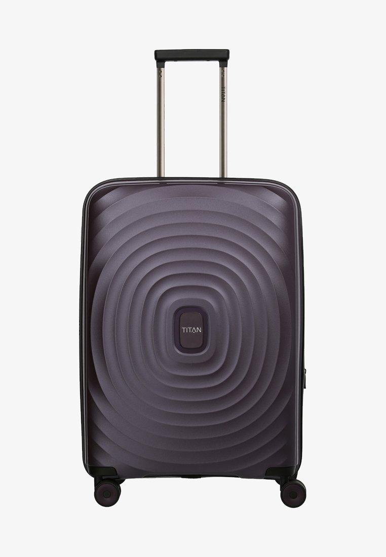 Titan - LOOPING  - Wheeled suitcase - purple