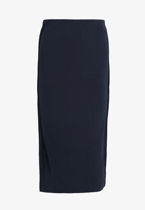 KACIE - Pencil skirt - navy blazer