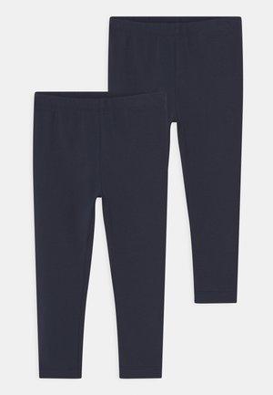 NKFVIVIAN 2 PACK - Leggings - Trousers - dark sapphire