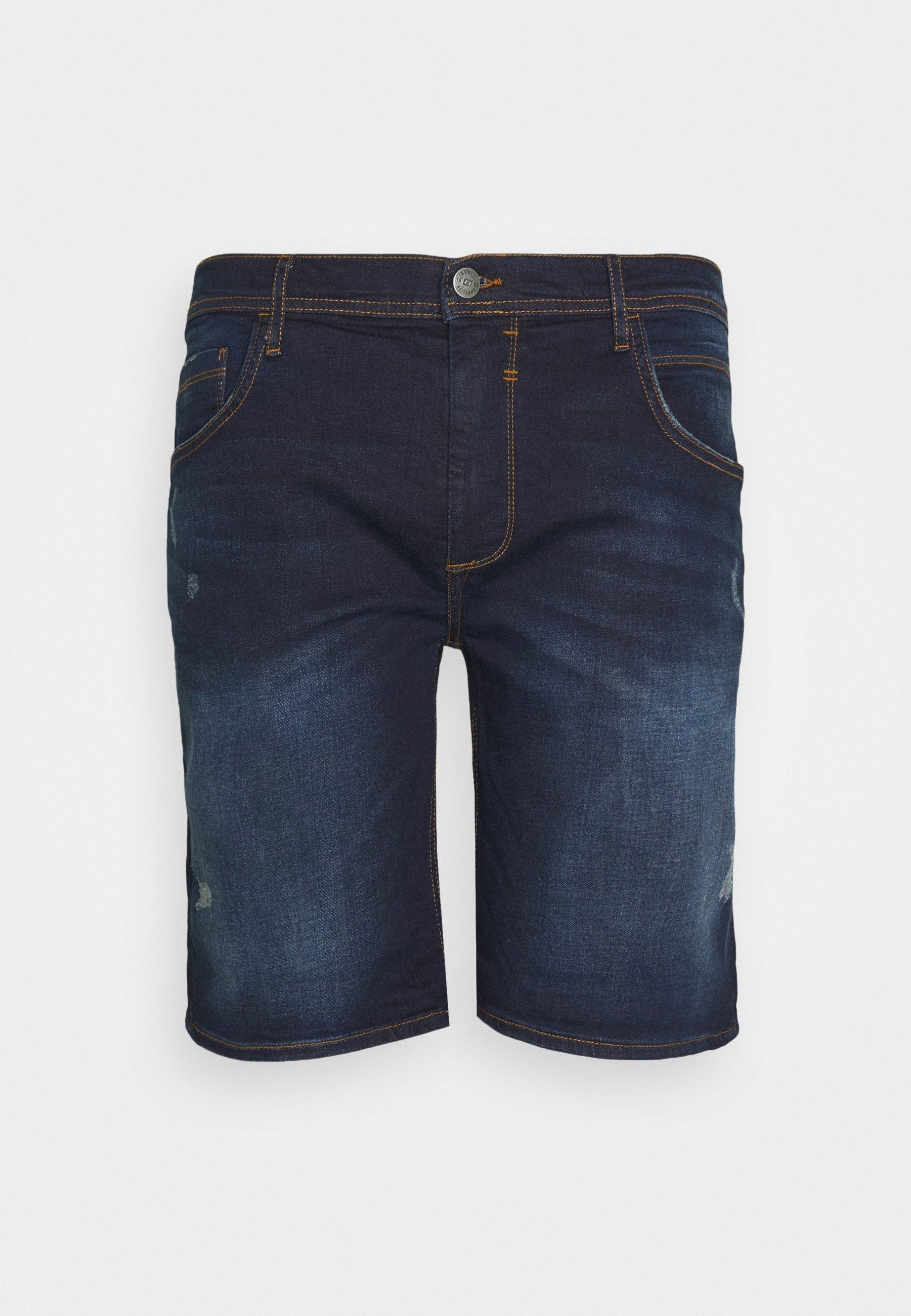 Homme SCRATCHES - Short en jean