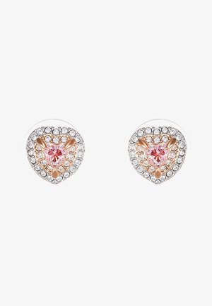ONE STUD - Boucles d'oreilles - fancy morganite
