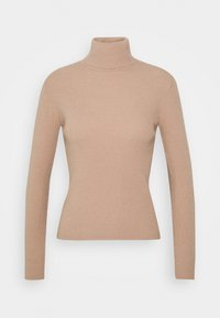 Nly by Nelly - PRIME ROLLNECK - Svetr - beige - 5