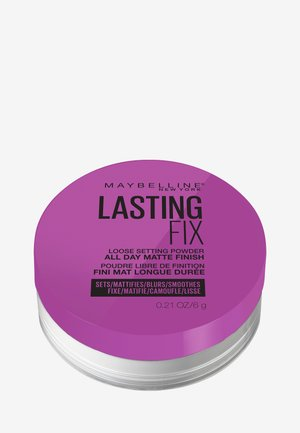 MASTER FIX PUDER - Spray fixant & poudre - translucent