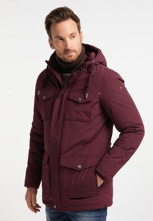 Cappotto invernale - bordeaux