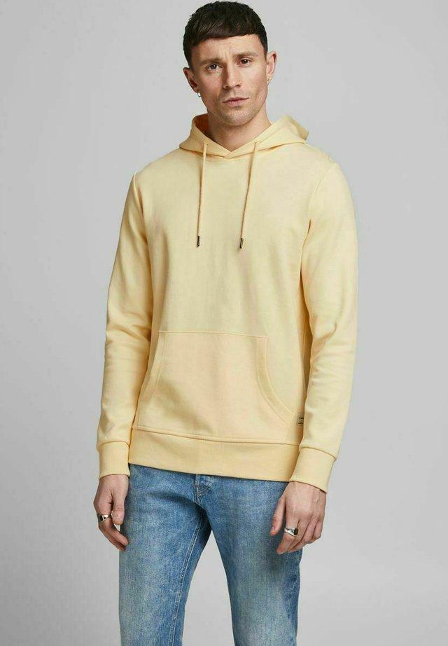 JJEBASIC HOOD  - Sweatshirts - flan