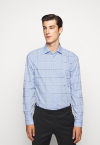 Michael Kors - CHECK EASY CARE SLIM  - Formal shirt - light blue - 0