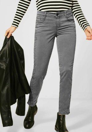 SLIM FIT - Slim fit jeans - grau