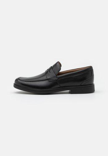 ALDRIC STEP - Mocassins - black