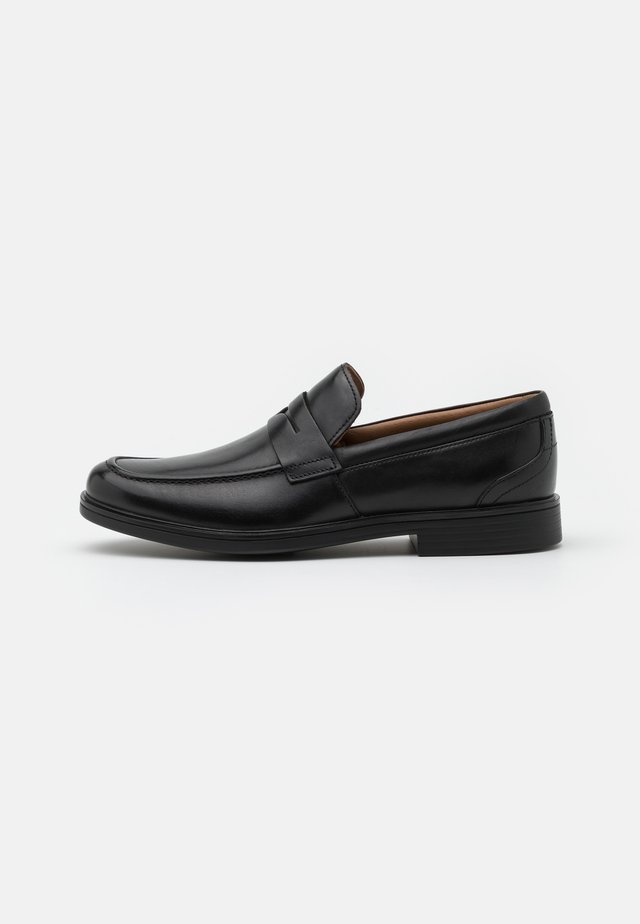 ALDRIC STEP - Mocassins - black