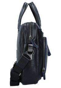 Piquadro - Briefcase - black - 3