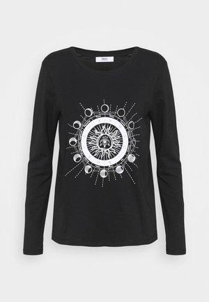ONLSYMBOL - Long sleeved top - black