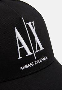 Armani Exchange - Cap - nero/black - 3