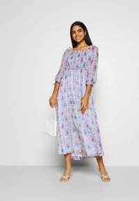 Molly Bracken - YOUNG LADIES DRESS - Maxikjole - nepal blue - 1