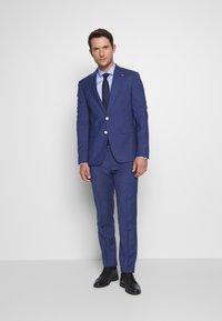 Burton Menswear London - PUPPYTOOTH - Formal shirt - blue - 1