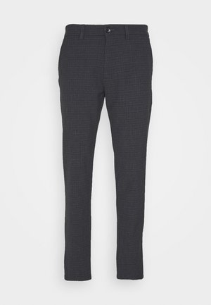 UGGE - Pantalon classique - grey melange