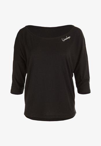 MCS001 ULTRA LIGHT - Long sleeved top - schwarz