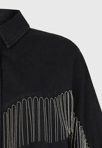 AllSaints - SANDRA JAINE  - Button-down blouse - black - 4
