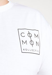 Common Kollectiv - ZONE - Print T-shirt - white - 5